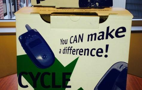 Environmental Club Electronic Drive