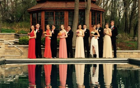 Savvy students save on prom