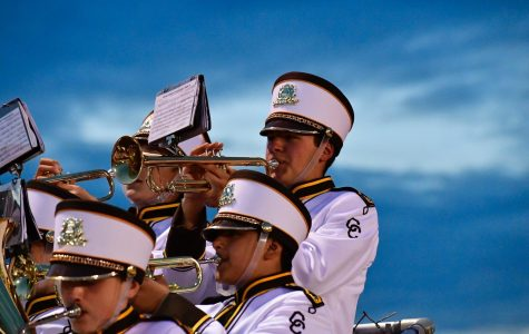 Leaders of the band