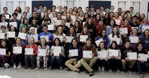 Carmel's standout students