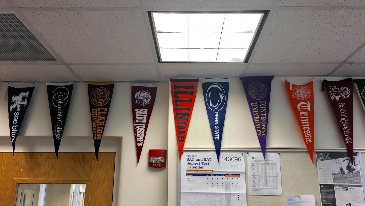 Corsairs to college: top 5