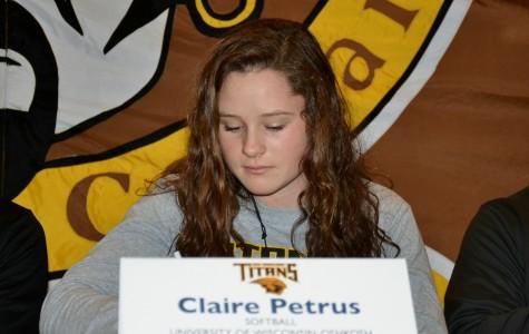 Claire Petrus