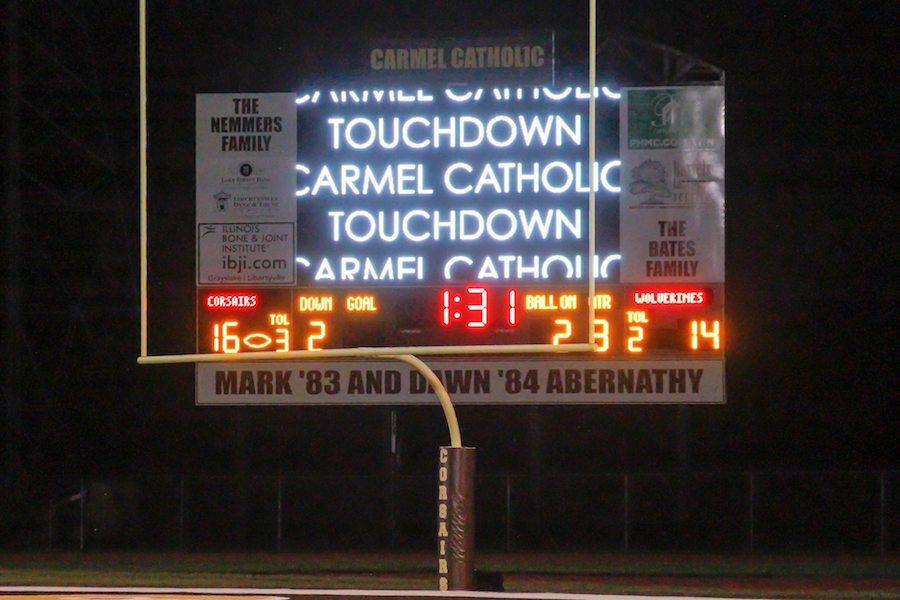 Carmel scores big
