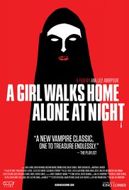 7. A Girl Walks Alone At Night (2014) [Not Rated, But You Get The Drill]