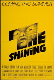 1. The Shining (1980) [Rated R]