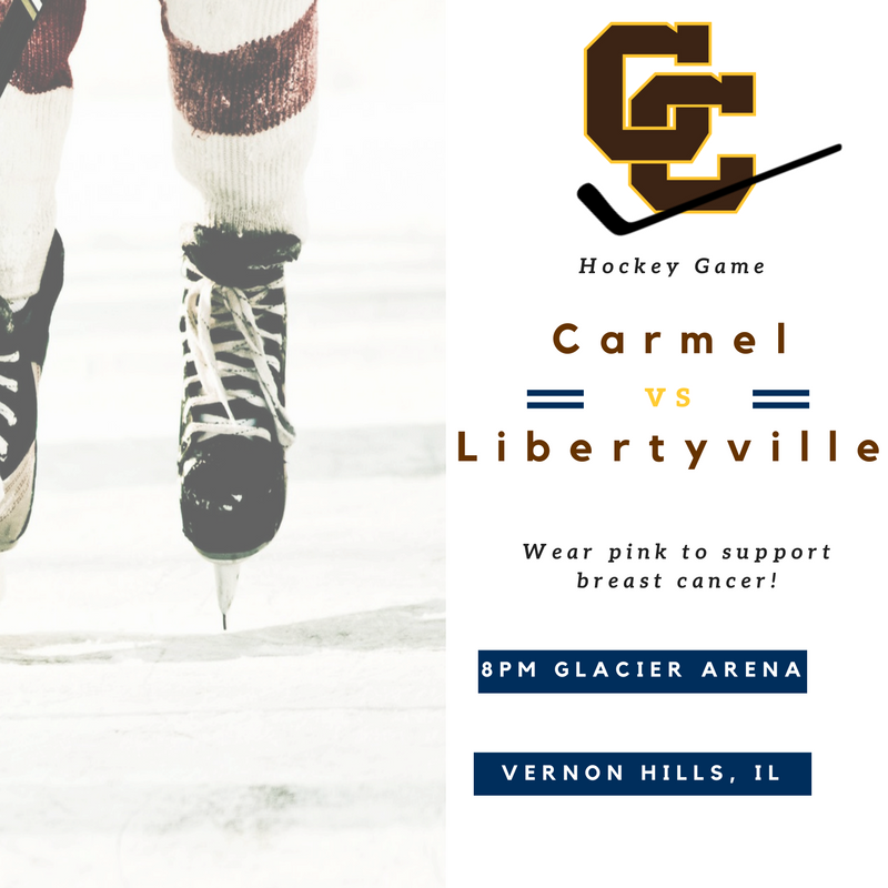 Rivals on center ice