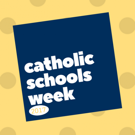 Catholic Schools Week: Mass in the AUX
