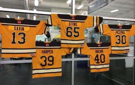 Carmel Hockey: Senior Night Edition
