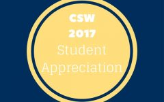 Faculty and staff celebrate Carmel students