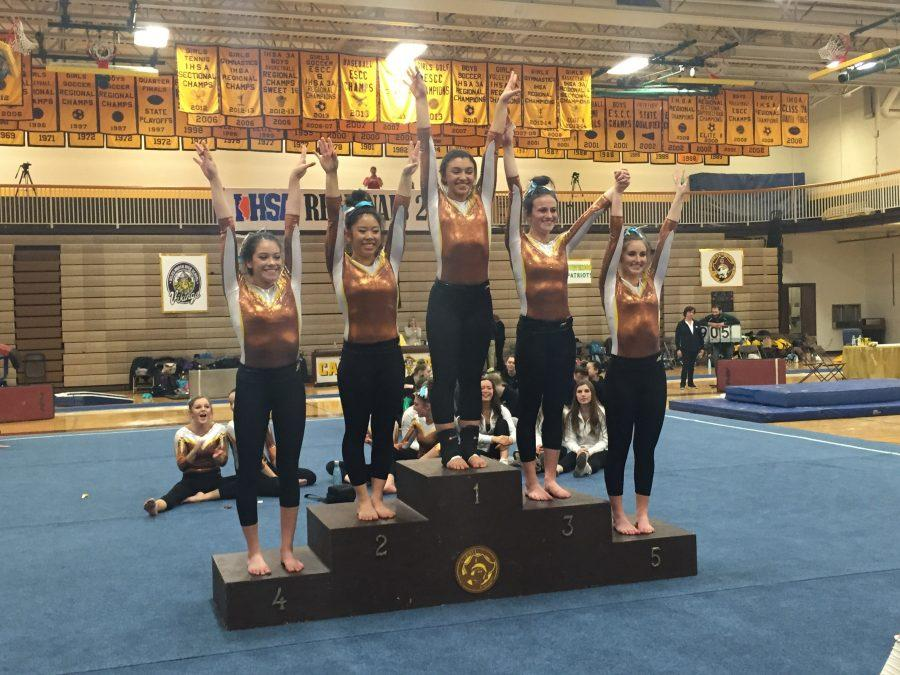 Strong presence heading into IHSA sectionals