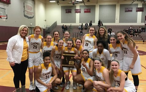 Carmel Girls Varsity head to Sectionals