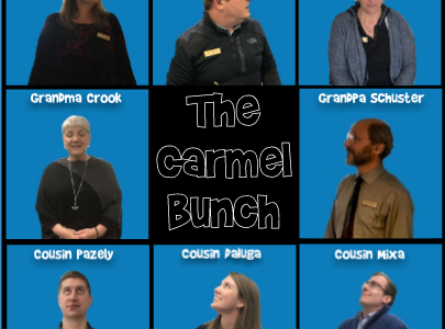 And that's the way they all became the Carmel Bunch