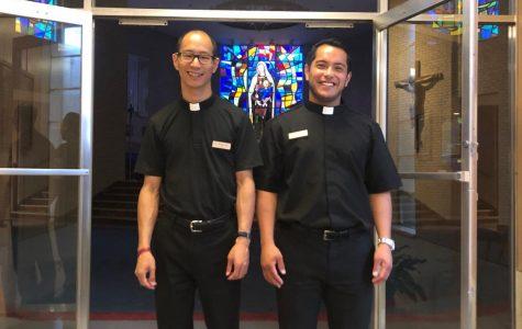 Meet Carmel's new priests