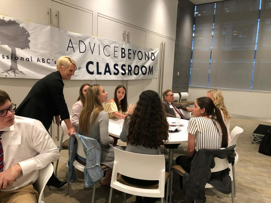 ABC's: Advice Beyond the Classroom