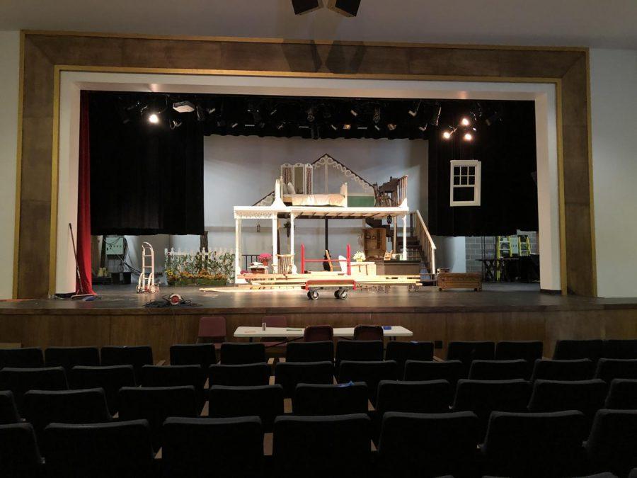 New and Improved auditorium