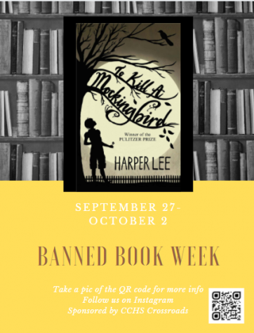 Carmel Catholic Celebrates Banned Book Week