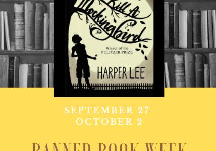 Carmel Catholic Celebrates Banned Book Week